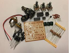 Rebote 2.5 - Kit De Montagem P/ Pedal
