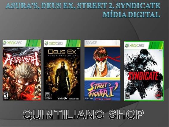 Deus Ex Syndicate Asura