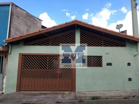Casa Com 2 Dormitórios À Venda, 72 M² Por R$ 250.000,00 - Parque Santa Delfa - Franco Da Rocha/sp - Ca0400