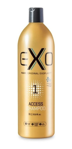 Exo Hair Profissional Access Shampoo 1 Litro