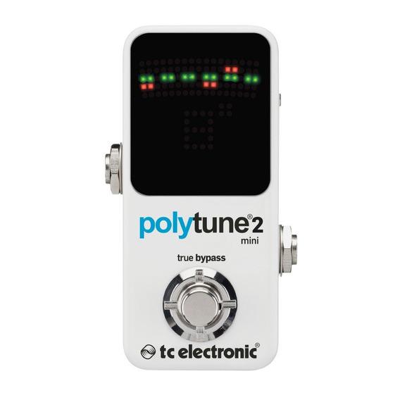 Pedal Afinador Polytune 2 Mini - Tc Electronic