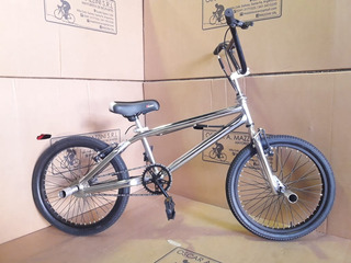 Bicicletas Freestyle Rod 20 Cromadas Pedaline Y Rotor