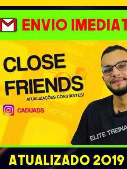 Close Friends Cadu Ads