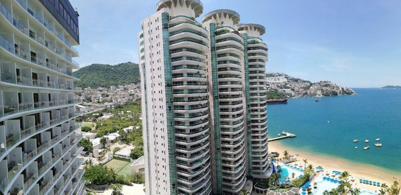 Baja Precio Residencial Costa Victoria Departamento En Acapulco Urge Vender (dm)