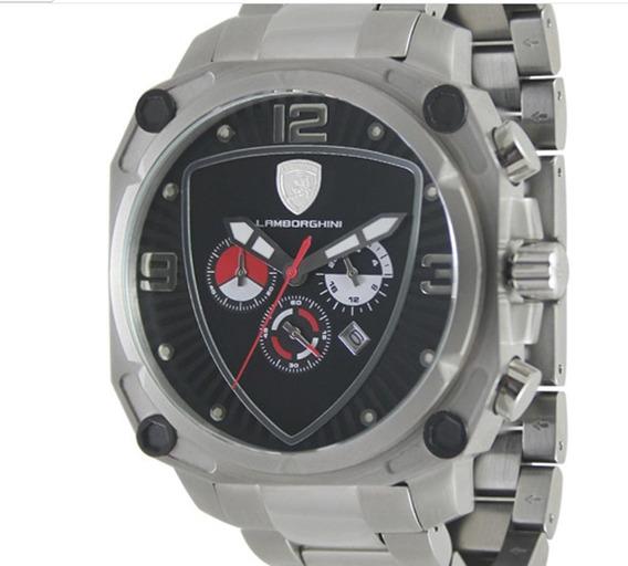 Relógio Lamborghini Masculino Countach Lb90015663m Original