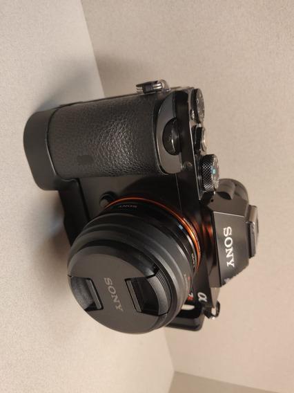 Camera Sony A7r + Lente Sony 20mm 2.8