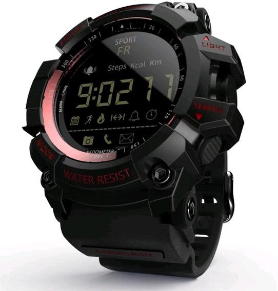 Relógio Militar Digital Multifunções Smartwatch Promoção