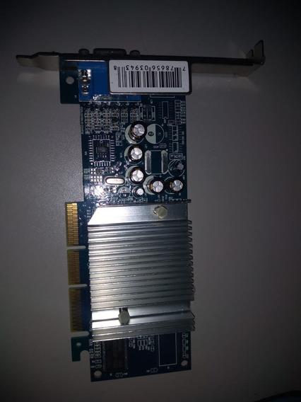 Placa De Video Geforce Mx4000 - 64 Mb - Agp