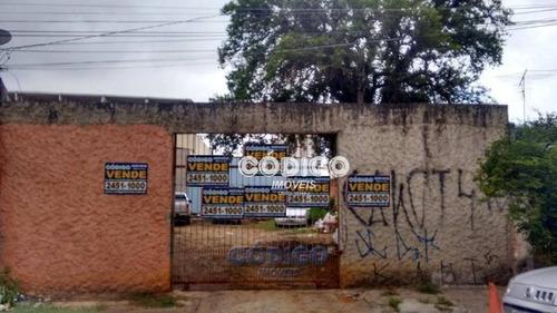 Imagem 1 de 3 de Terreno À Venda, 368 M² Por R$ 1.400.000,00 - Gopoúva - Guarulhos/sp - Te0116