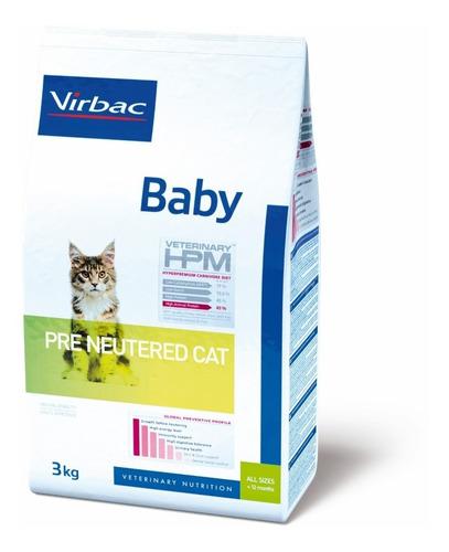 Virbac Hpm Cat Baby 3 Kg Con Regalo
