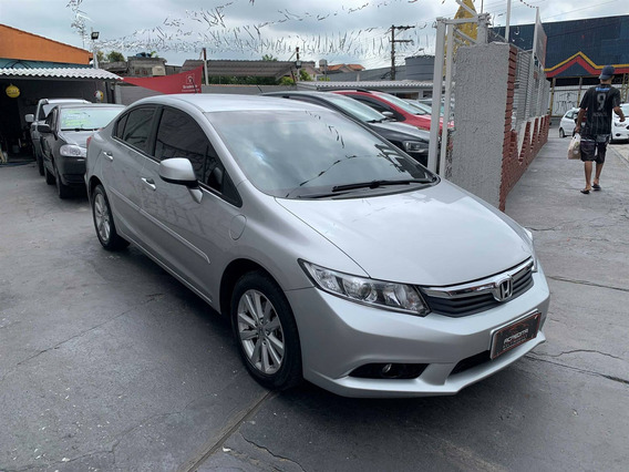 Civic 1.8 Flex Ano 2014
