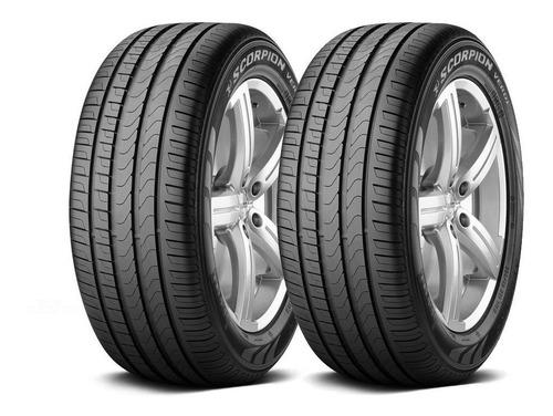 Kit X2 Neumáticos Pirelli 235/65 R17 108v Scorpion Verde