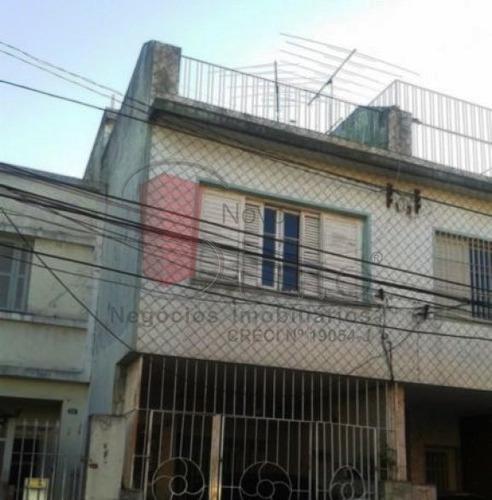 Imagem 1 de 15 de Sobrado - Vila Gomes Cardim - Ref: 4652 - V-4652