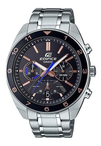 Reloj Casio Edifice Cronógrafo Estándar Efv-590d-1