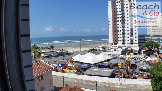 Vista-mar, 1 Dorm, Ocian, Praia Grande - R$ 170 Mil, Vap00710