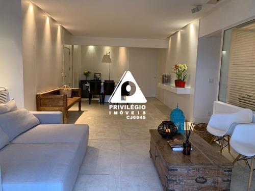 Apartamento À Venda, Leblon - Rio De Janeiro/rj - 27414