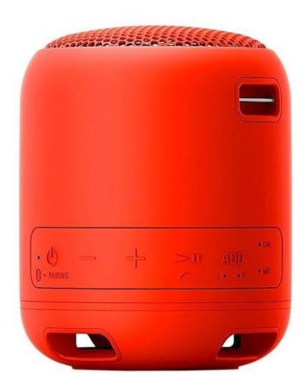 Caixa De Som Srs Xb12 Speaker Bluetooth Sony Resistente Água + Nota Fiscal