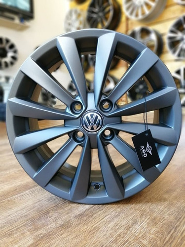 Llantas Aleacion Volkswagen Rodado 14 / Pase 4x100