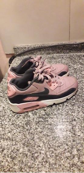 Zapatillas Nike Air Max Originales Mujer Niña Talle 36