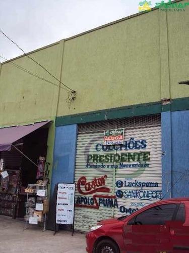 Imagem 1 de 1 de Aluguel Salão Comercial Até 300 M2 Jardim Presidente Dutra Guarulhos R$ 3.500,00 - 22778a
