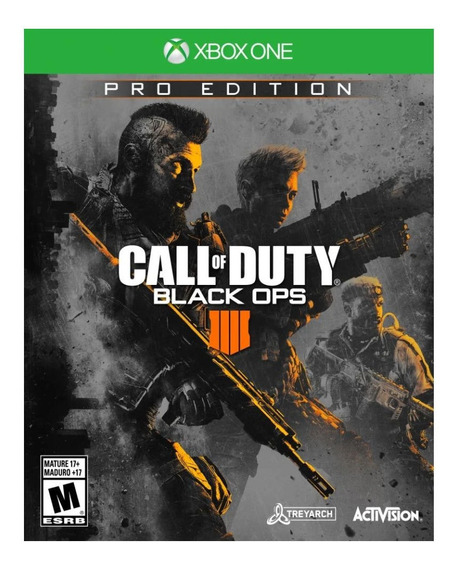 Videojuego Call Of Duty Black Ops 4 Pro Edition Xbox One