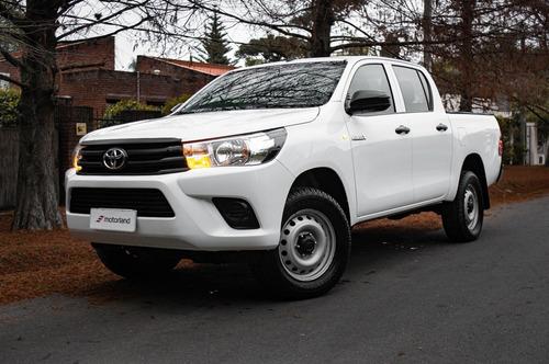 Toyota Hilux Dx 4x4 2.7  - Motorland Permuto / Financio