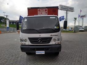 Mercedes-benz Accelo 1016 - 2013/2013 Sider