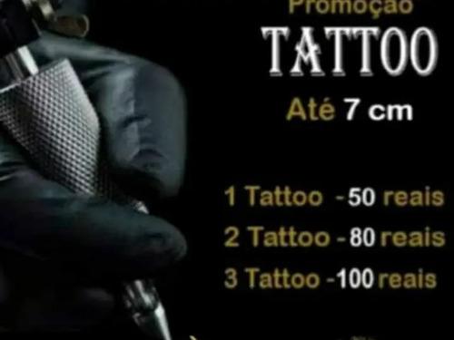 Imagem 1 de 3 de Tattoo De Qualidade