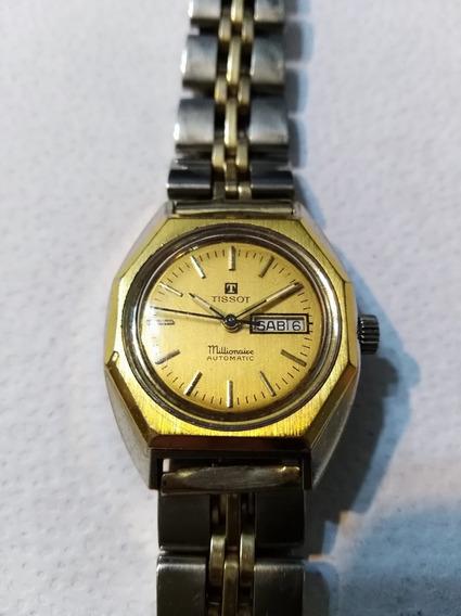 Reloj Tissot Automático Dama