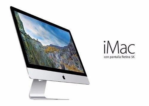Apple iMac Mned2ll/a 27 5k/i5-3.8/8gb/2tb (2017)