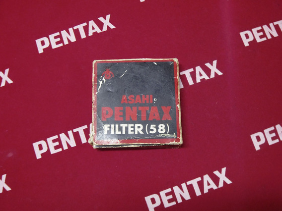 Jogo De Filtros 3 Filtros Skilight 58mm Pentax + B&w