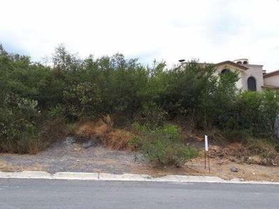 Terreno 1248 Metros Frac. Privado Hacienda Los Encinos Monterrey N.l