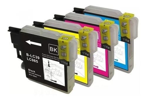 Pack Cartuchos Ripcolor-impresora Brother Multifunción J152w