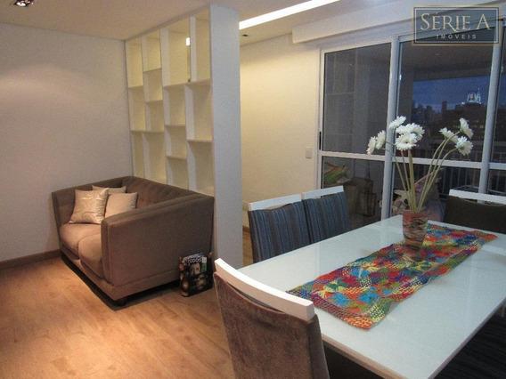 Apartamento Residencial Para Locação, Barra Funda, São Paulo. - Ap1232