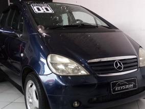Mercedes-benz Classe A 1.6 160 Elegance 8v Gasolina 4p