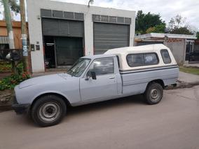 Peugeot 504 2.3 Pick Up Grd 1991