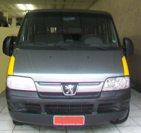 Peugeot Boxer Teto Baixo Escolar 2.3 2010/2011 - 20 Lugares