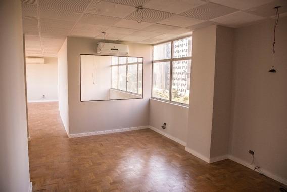 Sala Em Jardim Paulistano, São Paulo/sp De 80m² À Venda Por R$ 600.000,00 - Sa325671