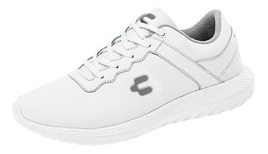 Charly Sneaker Deportivo Blanco Sintético Niño C74009 Udt
