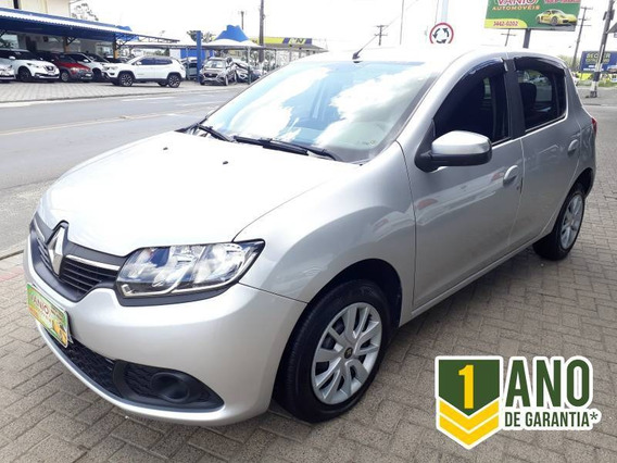 Sandero Expression Hi-power 1.0 16v