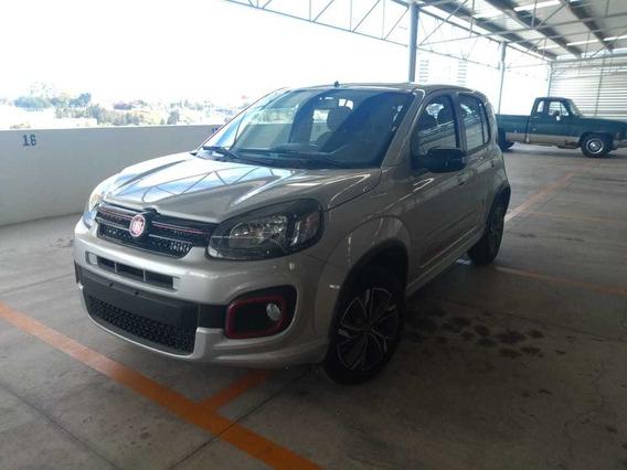 Fiat Uno Motor 1.4 Plata 5 Puertas
