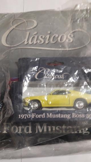 Colección De Autos Clásicos 1970 Ford Mustang Boss 302