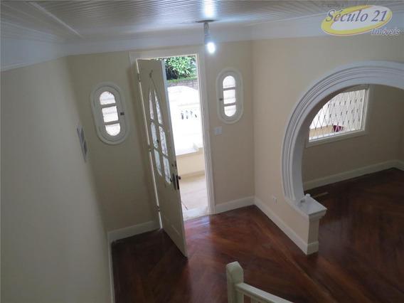 Casa Residencial Para Venda E Locação, Pompéia, Santos - Ca0305. - Ca0305
