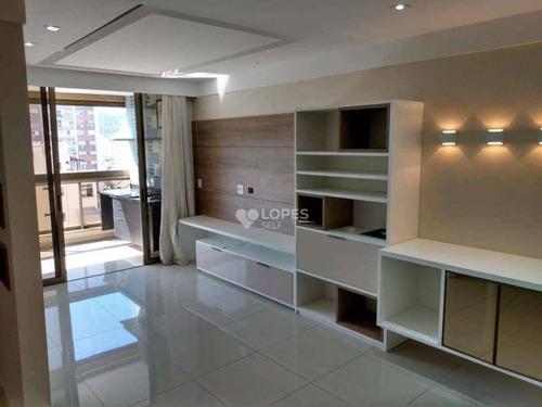 Apartamento Com 3 Dormitórios À Venda, 116 M² Por R$ 1.365.000,00 - Icaraí - Niterói/rj - Ap38988