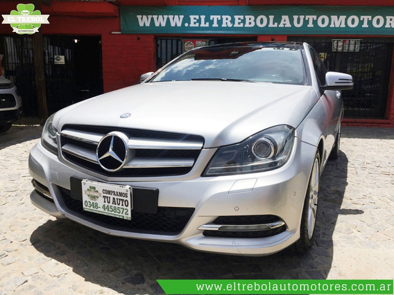 Mercedes Benz C250 Blue Efficiency 2012