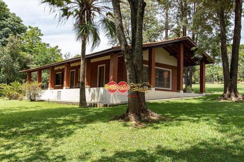 Chácara - Loteamento Caminhos Do Sol - Ch0313