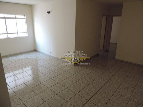 Imagem 1 de 6 de Apartamento Com 2 Dormitórios Para Alugar, 74 M² Por R$ 1.700,00/mês - Tatuapé - São Paulo/sp - Ap1360