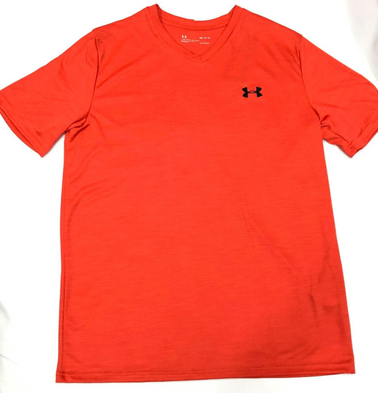Playera Under Armour Heatgear 1327969 Para Hombre