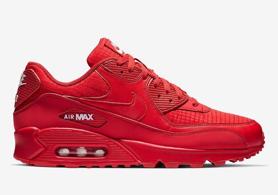 air max rojas mujer