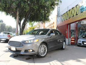 Ford//fusion Se Luxury Plus 2.0t//seminuevo//2013